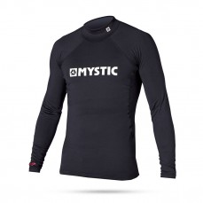 MYSTIC STAR RASH L/S BLACK