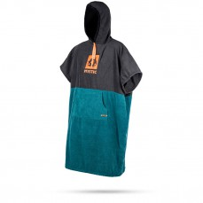 Mystic Poncho Orange