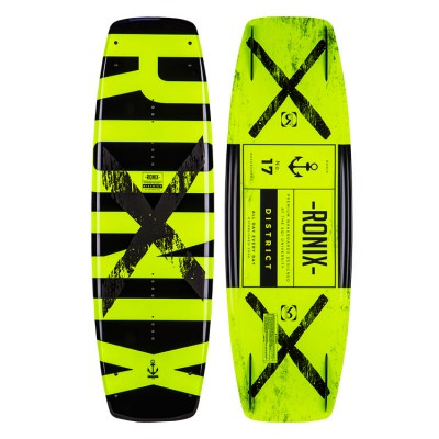 2017 Ronix District 129 (20-50 kg)