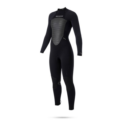 Mystic Star 5/4 D/L Fullsuit Women Black S