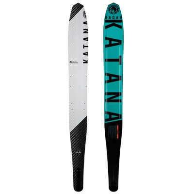 Radar Katana White/Teal - 69