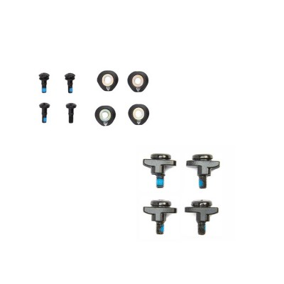 Ronix Brainframe M6 Hardware (4pk sort)